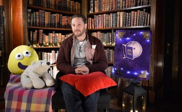 Tom Hardy returns to CBeebies to read a brand new bedtime tale on Mother's Day.