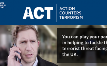 Counter Terrorism Policing launch new campaign to help tackle the terrorist threat.