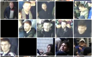 Twenty two people wanted in connection with a disorder at a Wolves Wanderers vs BCFC football match