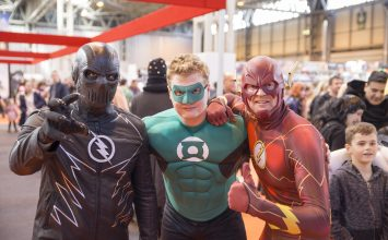 If comics, sci-fi, or cosplay are your thing, you won't want to miss out on Comic Con at the NEC