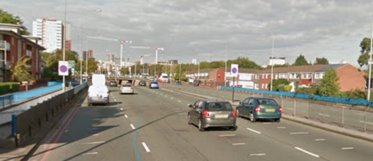 Belgrave Middleway closed in both directions after fatal collision