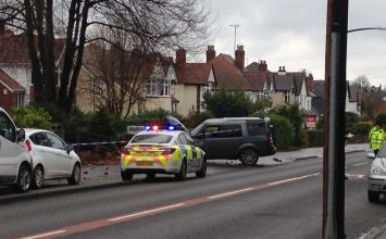 Man arrested after three members of the same family are found stabbed in Stourbridge.