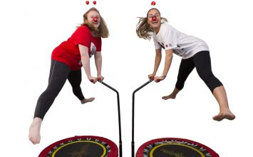 University to get Birmingham bouncing for Red Nose Day