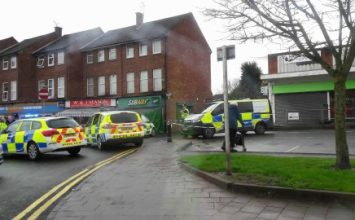 A woman has sadly died after a collision with a car in Rubery.