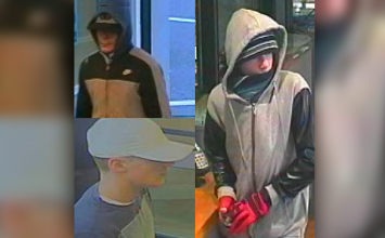 Investigation underway following a spate of bank robberies on the same road in Oldbury.