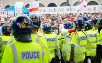 English Defence League demonstration to take place in the City Centre.