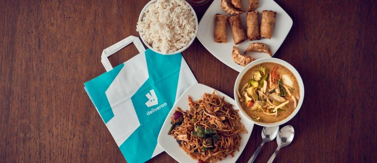 Deliveroo, the on-demand food delivery service, launches in Sutton Coldfield.