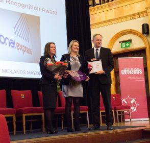 National Express recognised for leadership on the real Living Wage