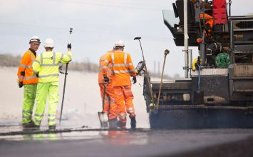Essential repairs to M5 Oldbury Viaduct start this week.