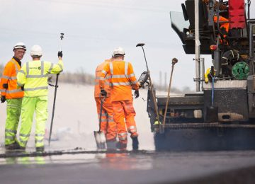 Essential repairs to M5 Oldbury Viaduct start this week.