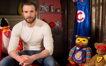 Actor Chris Evans to read superhero bedtime story on CBeebies