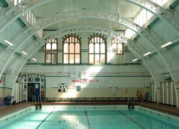 Petition to keep Moseley Road Swimming Baths open