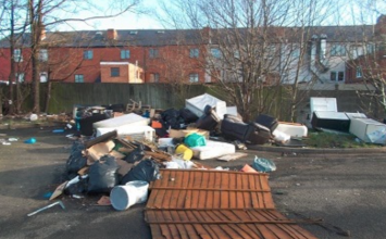 Sparkhill man sentenced to eight months imprisonment for flytipping.