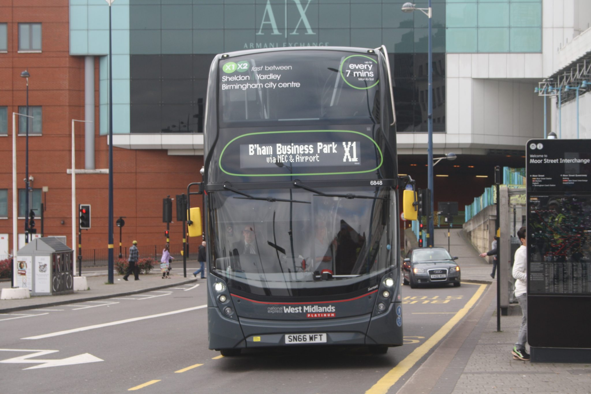 National Express offers the only direct airport connection and links all the four major London airports, Heathrow, Gatwick, Luton and Stansted airports. They operate services a day between Heathrow and Gatwick which takes around 1 hour.