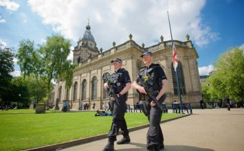 West Midlands Police chief applauds public over support for armed patrols