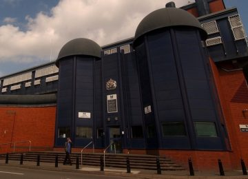 Man charged with drone drug drop into Birmingham prison