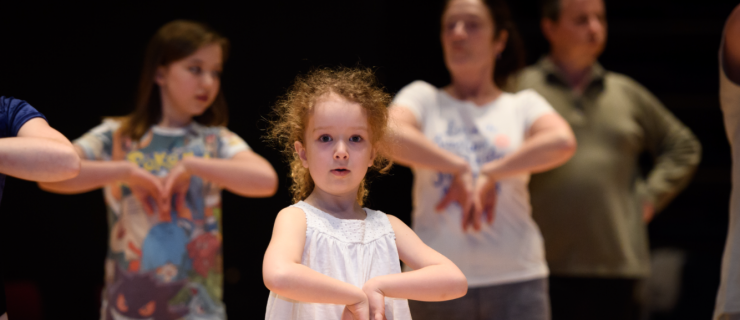 Hippodrome launches fundraising campaign to raise £5k for young local dancers.