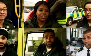 Become a BME Paramedic with West Midlands Ambulance Service.