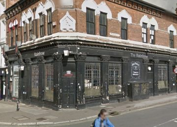 The Rainbow Pub in Digbeth is closing down at the end of the month.