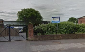 Chemical leak at Four Dwellings Academy: Several pupils and a teacher taken to hospital.