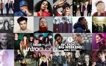 Two Birmingham acts will take to the stage at Radio 1's Big Weekend in Hull.