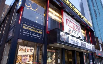 The New Alexandra Theatre is one of Birmingham's most loved venues.