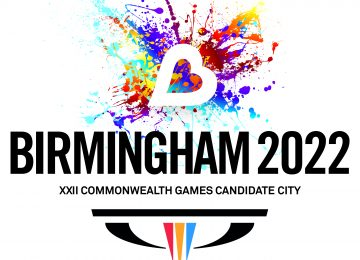 Birmingham unveils vision and logo for 2022 Commonwealth Games.