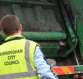 Birmingham City Council refuse collectors set to stage a series of strikes.