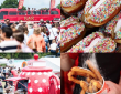 Foodies Festival returns to Cannon Hill Park with Michelin starred chefs and a show-stopping feast of cakes.