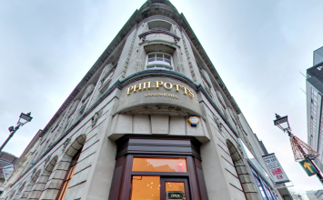 Philpotts fined £35,000 for mice activity inside its Bennetts Hill store.