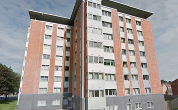 Fire safety measures taking place at four Sandwell Council tower blocks.