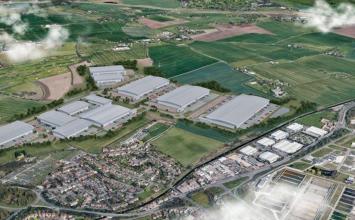 Unrivalled 'Peddimore, Birmingham' development to create 10,000 jobs