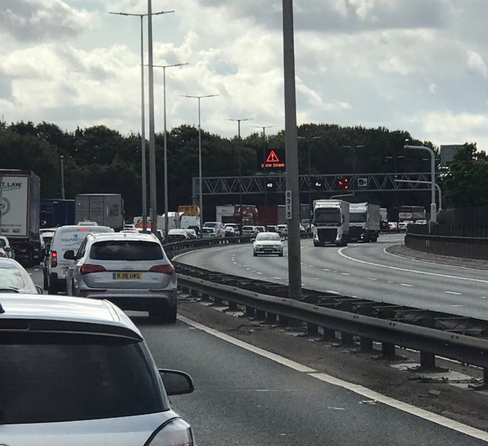 Man Sadly Dies Following A Collision Involving A Lorry And A Van On The M6 Motorway