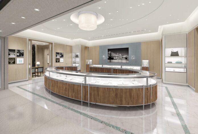 72e5c6754 The world famous Tiffany & Co. set to open in Selfridges Birmingham ...