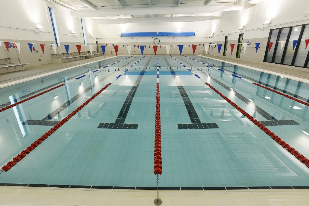 Make A Splash At Stechford 39 S Brand New 9m Leisure Centre Birmingham Updates