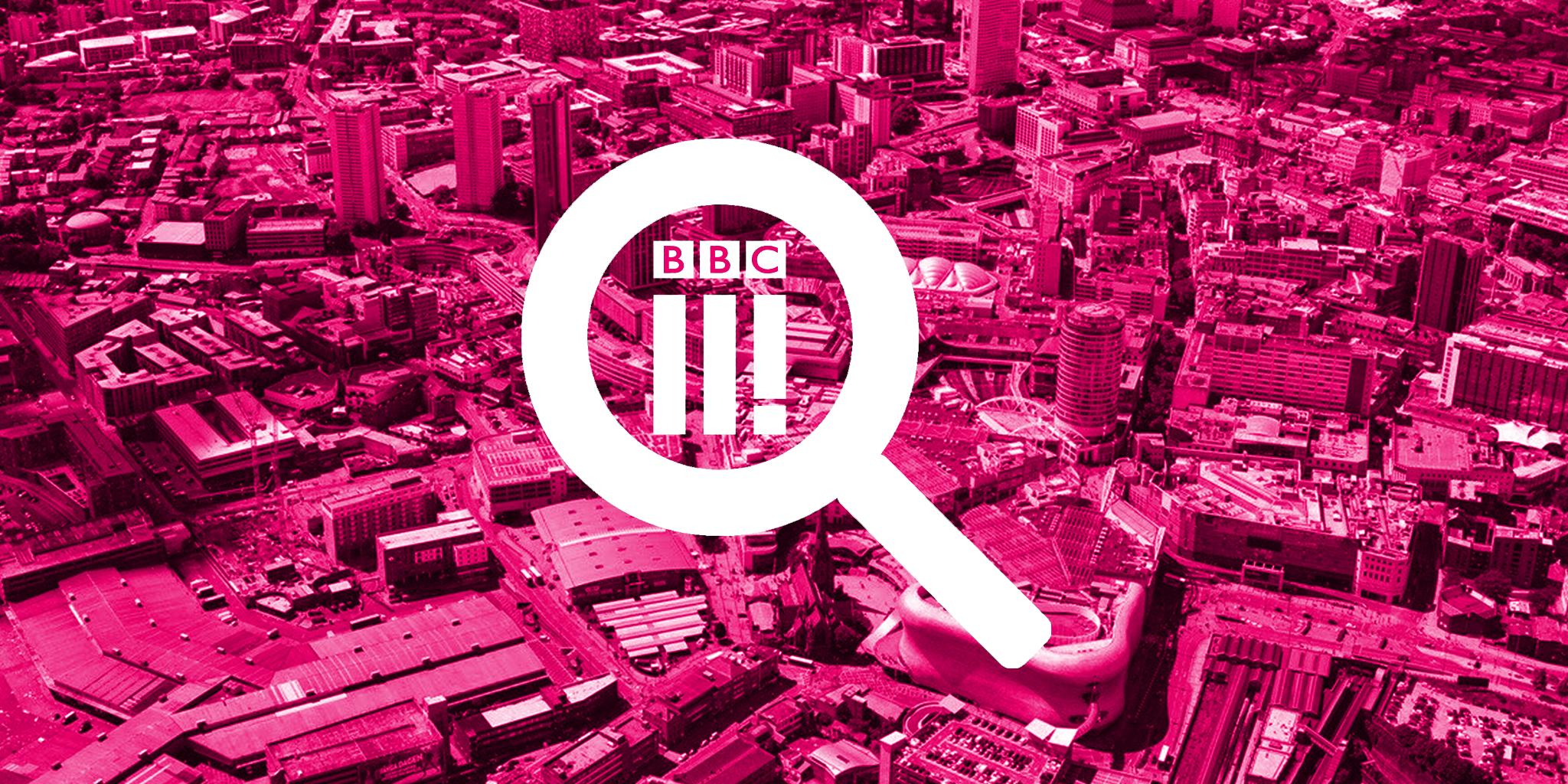 BBC Three starts talen...