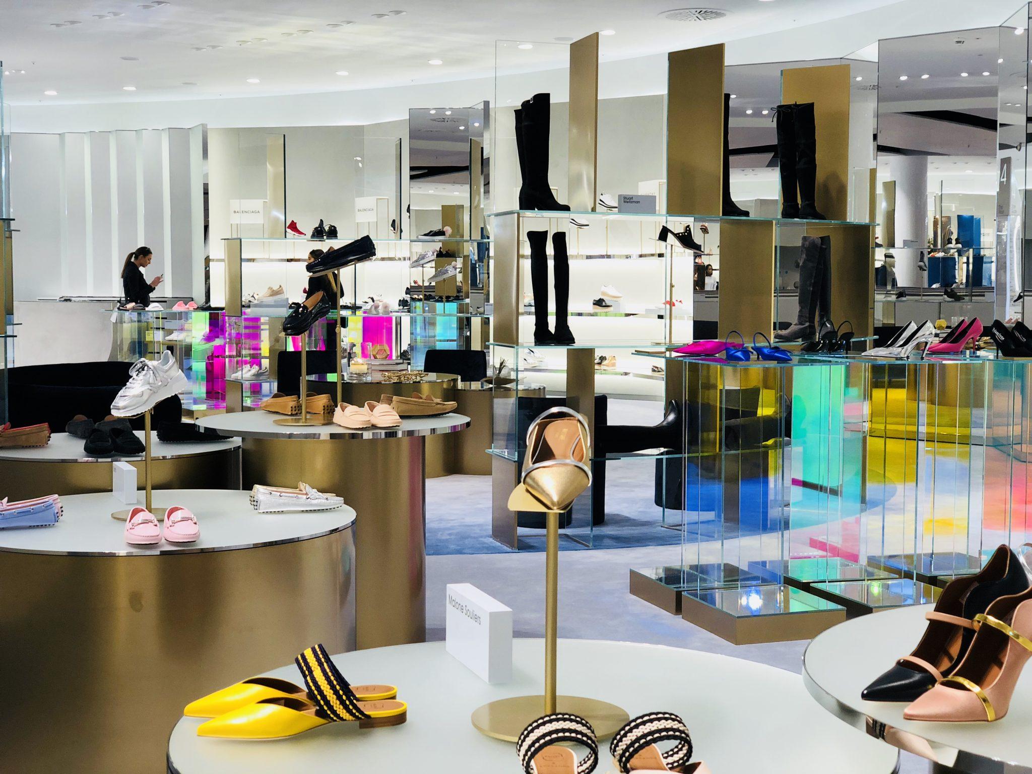 505c647eadcb Selfridges Birmingham opens the ultimate destination for shoes ...