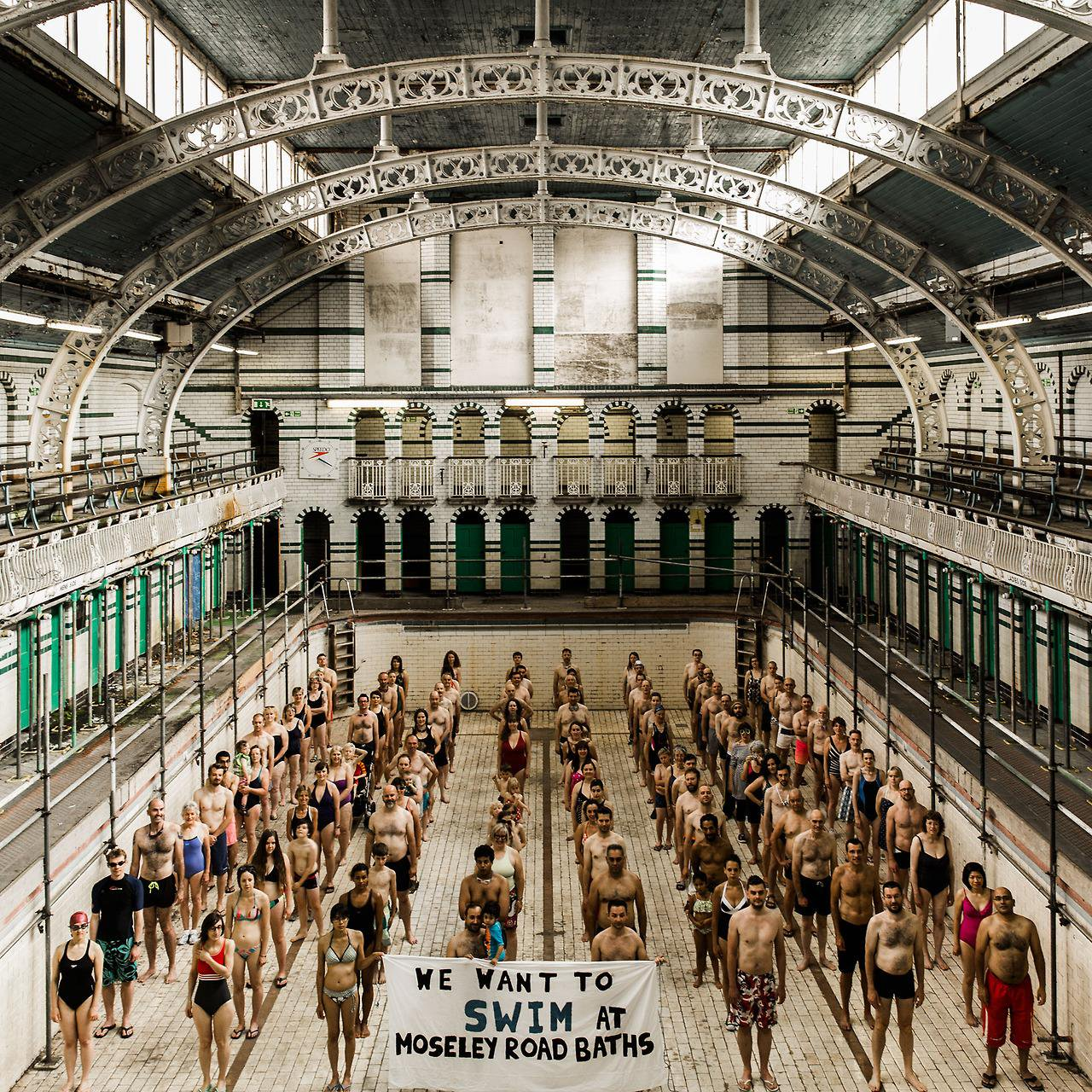 Plan Of Action Agreed To Keep People Swimming At The Historic Moseley Road Baths Birmingham