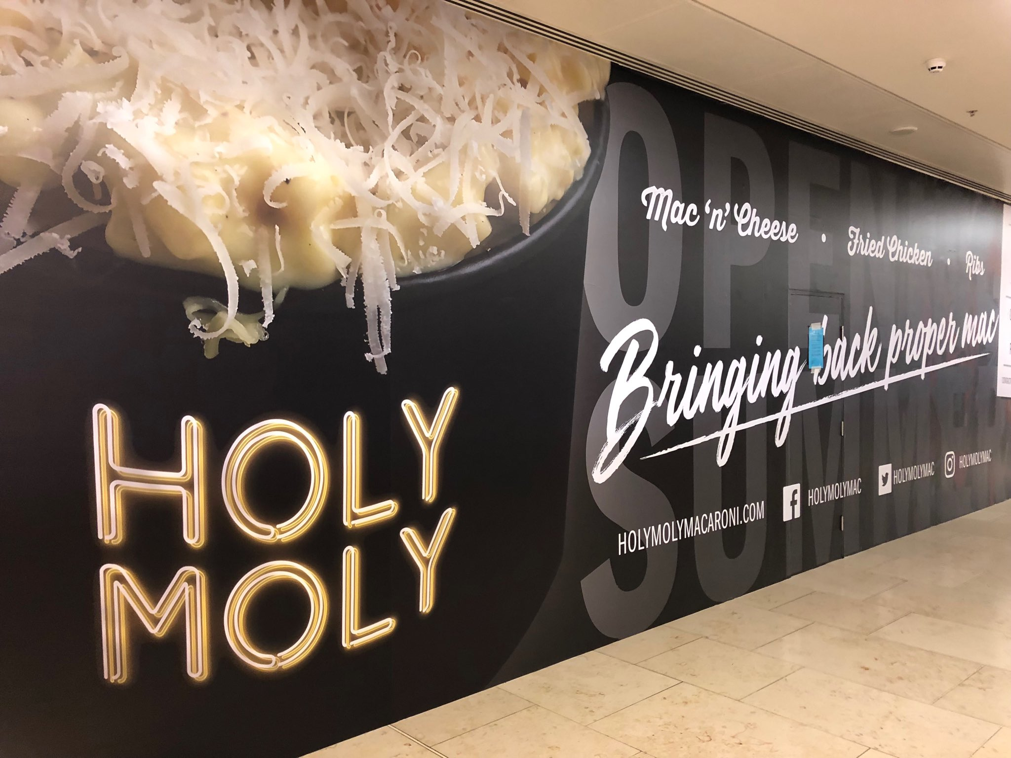 Holy Moly Macaroni to open its first store in Grand Central