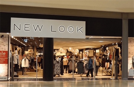 66debad395 New Look has priced some plus-size items more than regular sizes. However