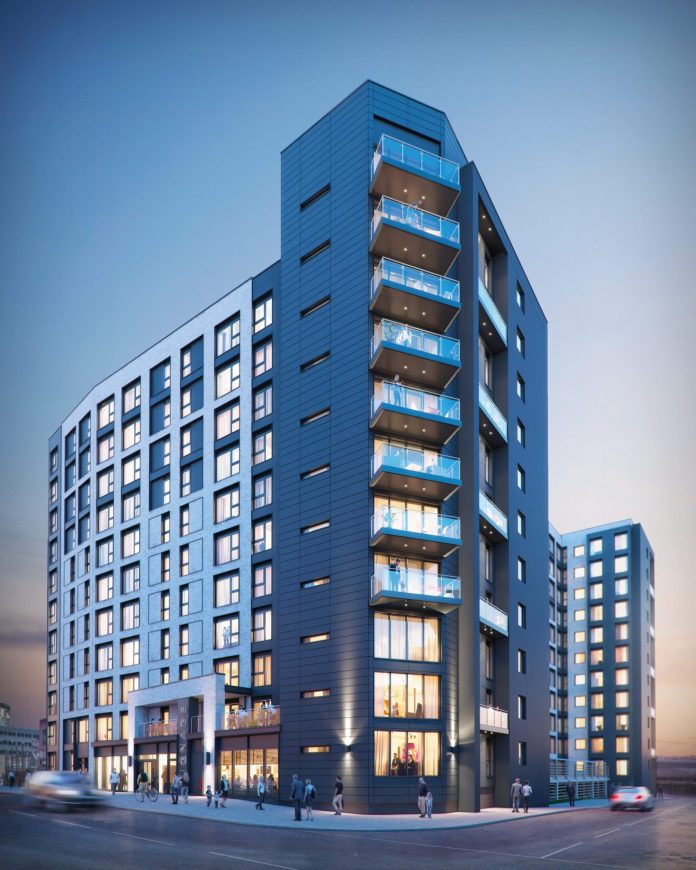 Southside Apartments Birmingham Al: First Images Of City's First 'build To Rent' Development