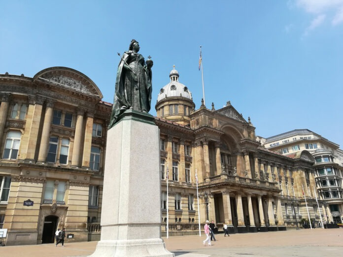 Birmingham City Council, Council House
