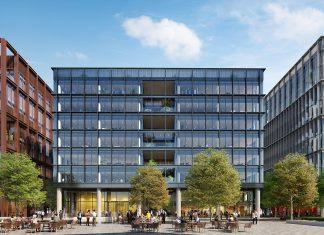 New Garden Square Commercial design