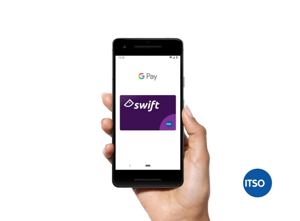 Swift Card integration with Google Pay