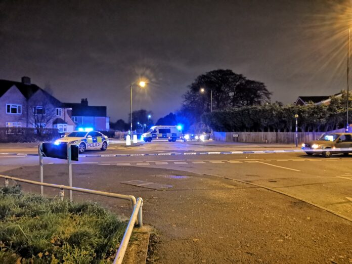Collision on Bunbury Road, Northfield