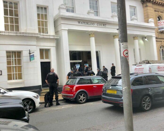 Three teens arrested in Birmingham City Centre