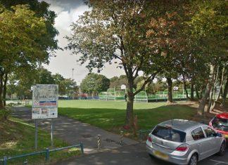 Sara Park in Small Heath
