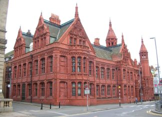 Victoria Law Courts, Birmingham Magistrates Court