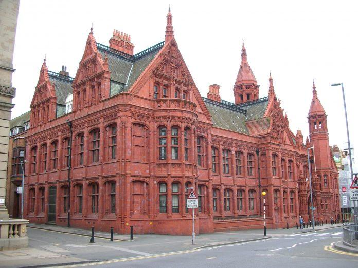 Victoria Law Courts, Birmingham Magistrates Court