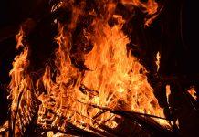 Garden Bonfire Birmingham